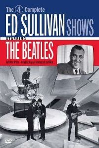 Cover The Beatles - The 4 Complete Ed Sullivan Shows [DVD]